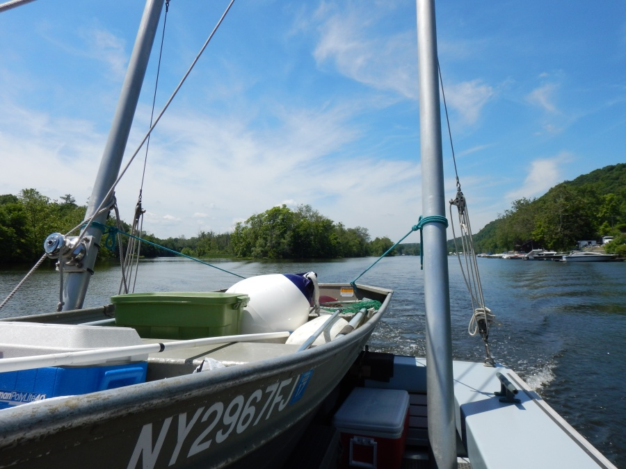 Riverkeeper Boat Log: Norrie Point to Waterford
