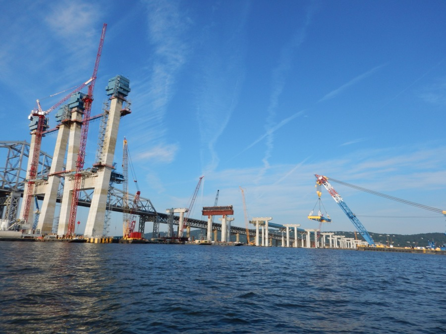 Gallery: Tappan Zee Bridge Construction